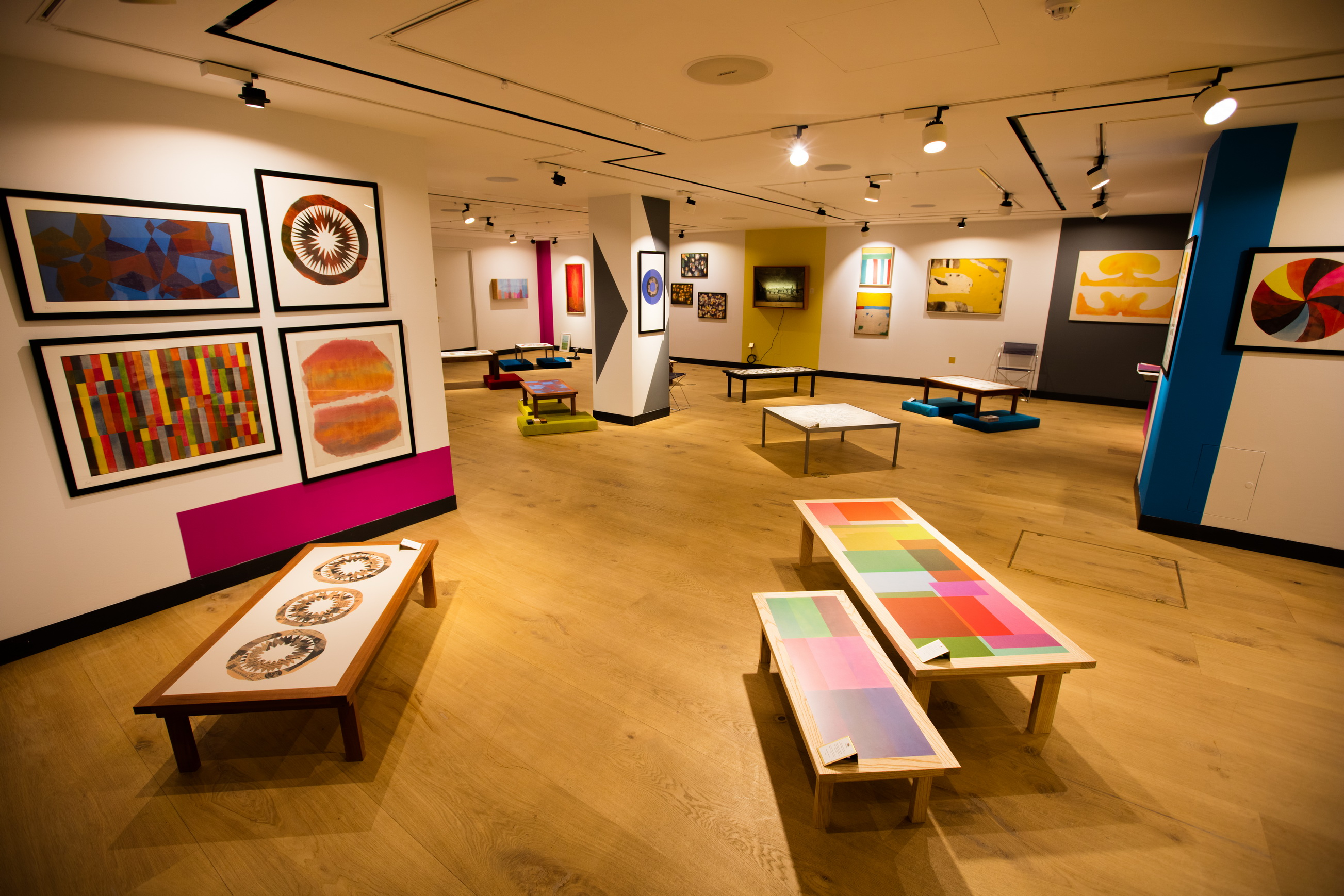 DANAD Design - The Art of Pop Design (1958-1962) at Paul Smith Gallery (4)